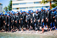 Triathlon de St Laurent du Var 2011
